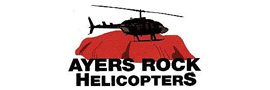 Ayers Rock helicopter