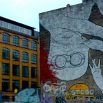 Berlin, street art and cycling