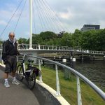 Cycling: Leiden - Delft