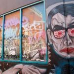 Great graffiti art in Melbourne
