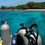 Diving in Utila - 3rd day, Honduras 2013