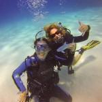 Mergulhos em Utila - 4º dia