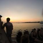 Diving in Utila - 2nd day, Honduras 2013