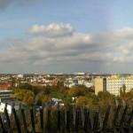 Berlim subterrâneo: torre antiaérea
