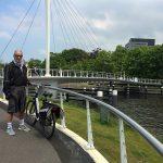 Cycling: Leiden - Delft